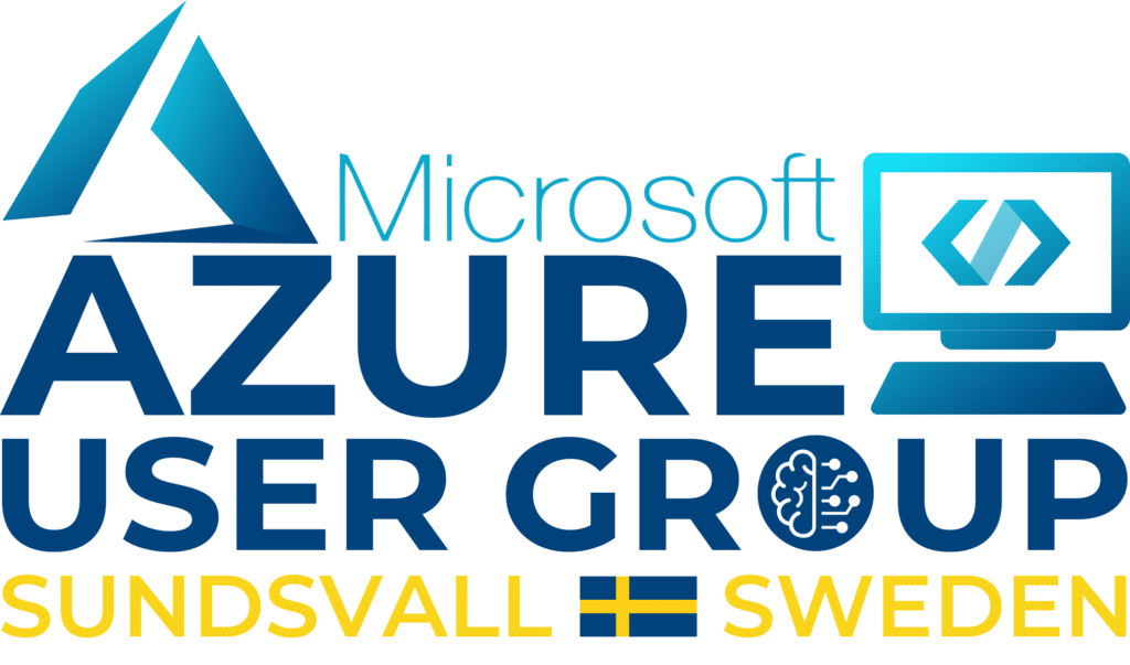 Jonah's Azure User Group Sundsvall Sweden