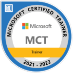 Jonah Andersson Microsoft Certified Trainer