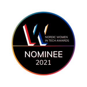 Nordic Women Awards Nominee 2021 Jonah Andersson