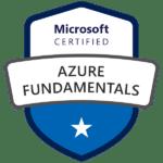 Azure Fundamentals Certification Badge Jonah Andersson Sweden